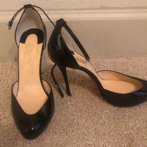 Christian Louboutin heels size 10